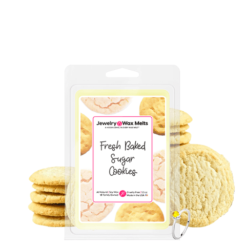 Fresh Baked Sugar Cookies Jewelry Wax Melt
