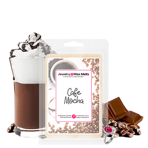 Café Mocha Jewelry Wax Melt - BathBombs.Com