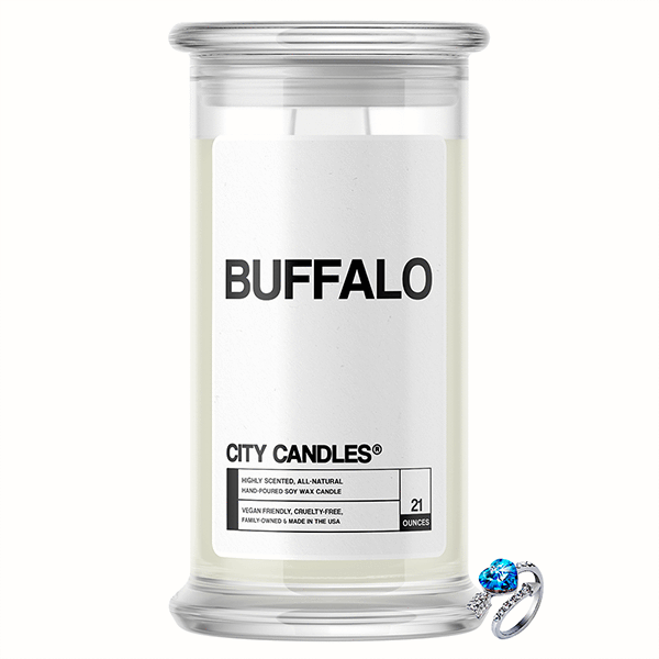 Buffalo City Jewelry Candle - BathBombs.Com