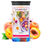 Just Peachy Jewelry Bath Bombs Twin Pack