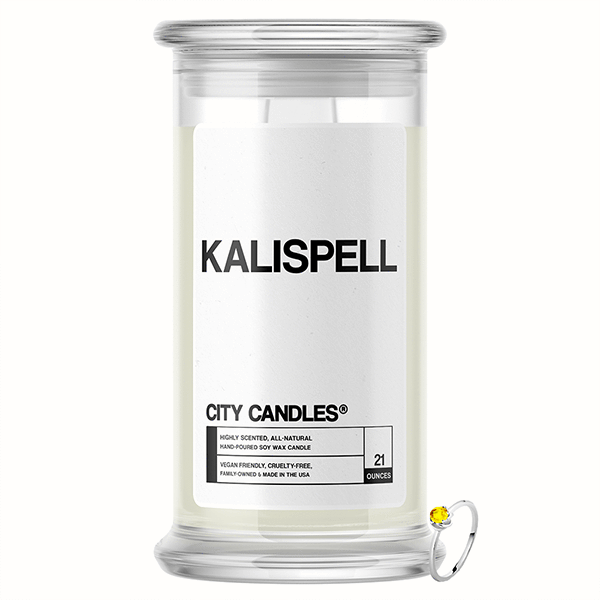 Kalispell City Jewelry Candle - BathBombs.Com