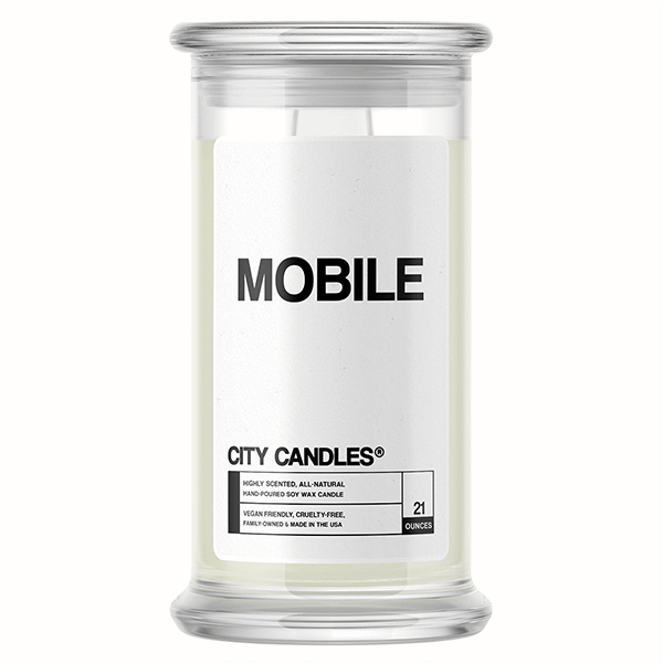 Mobile City Candle - BathBombs.Com
