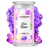 Lilac Bloom Jewelry Candle - BathBombs.Com