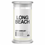 Long Beach City Candle