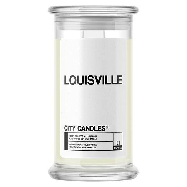 Louisville City Candle - BathBombs.Com
