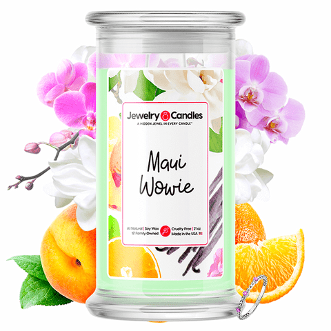 Maui Wowie Jewelry Candle - BathBombs.Com