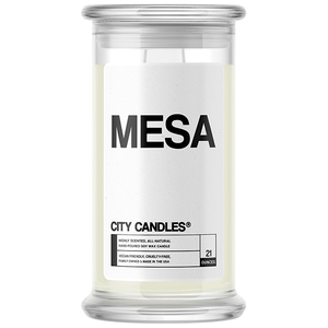 Mesa City Candle - BathBombs.Com