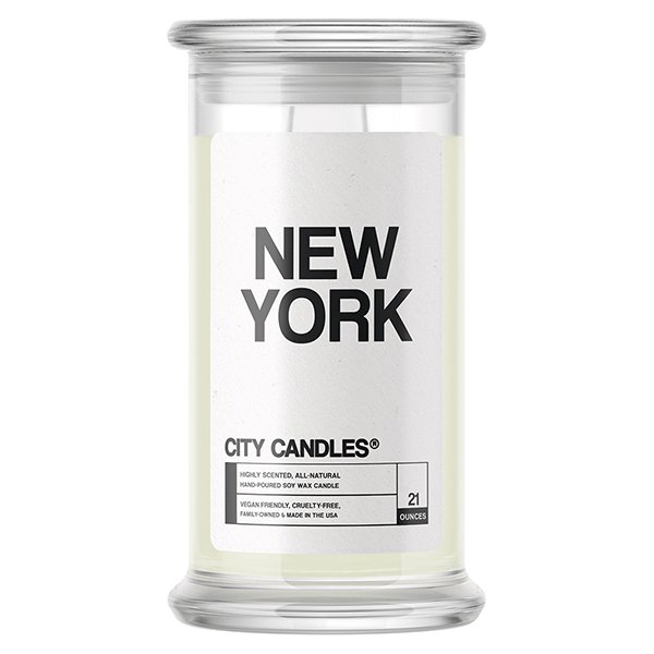 New York City Candle - BathBombs.Com
