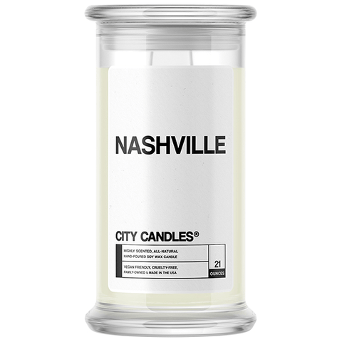 Nashville City Candle