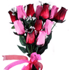 Pink & Red Bouquet | Jewelry Roses® - BathBombs.Com