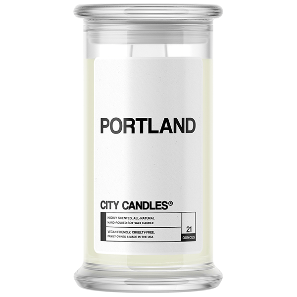 Portland City Candle - BathBombs.Com