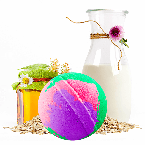 Spa Bomb Dollar Bath Bomb - BathBombs.Com
