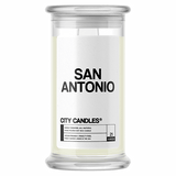 San Antonio City Candle - BathBombs.Com