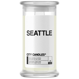 Seattle City Candle - BathBombs.Com