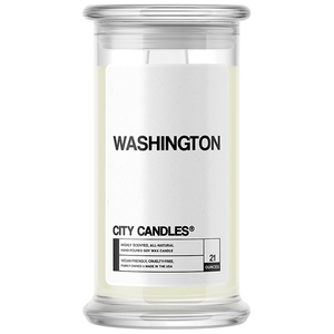 Washington City Candle - BathBombs.Com