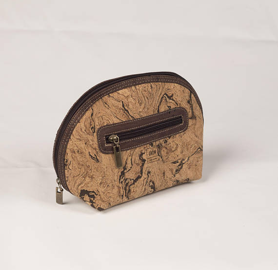 Cork Makeup Bag