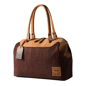 Elegant barrel bag