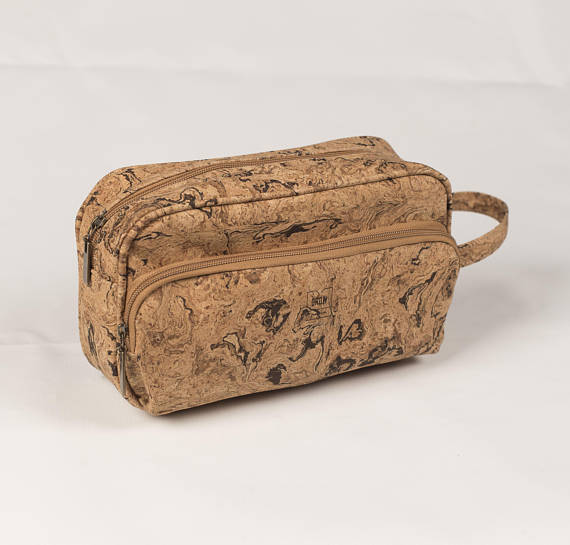 Cork Necessaire for Men