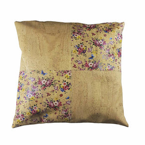 Personalized Pillows, Cork Fabric