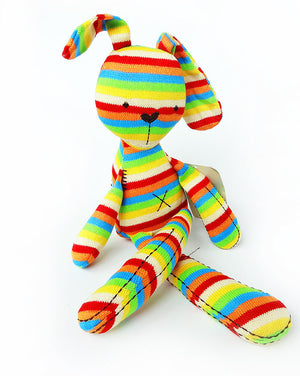 Rainbow Rabbit and Sleeping Comfort