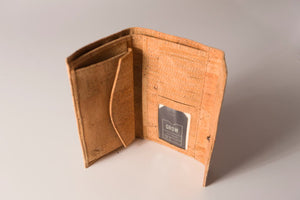 Women wallet, Cork