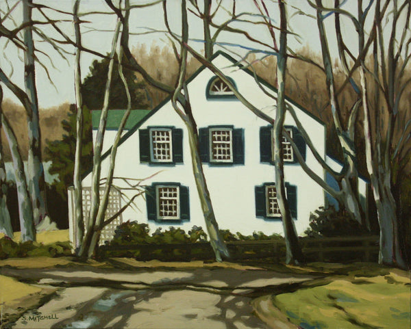 House with Green Gables