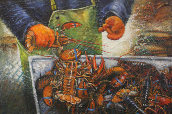 Great Lobster Catch