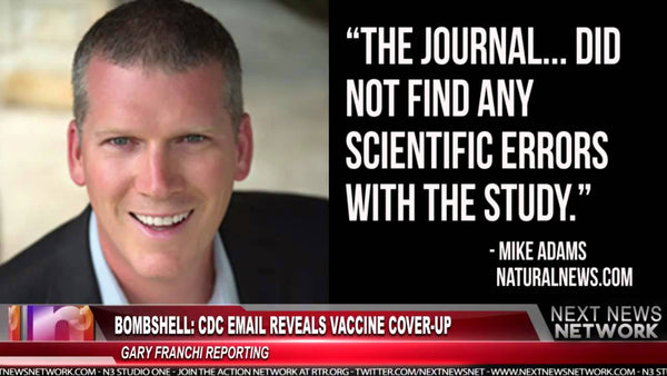 Truth behind the CDC, Vaccines, Autism the cover up.