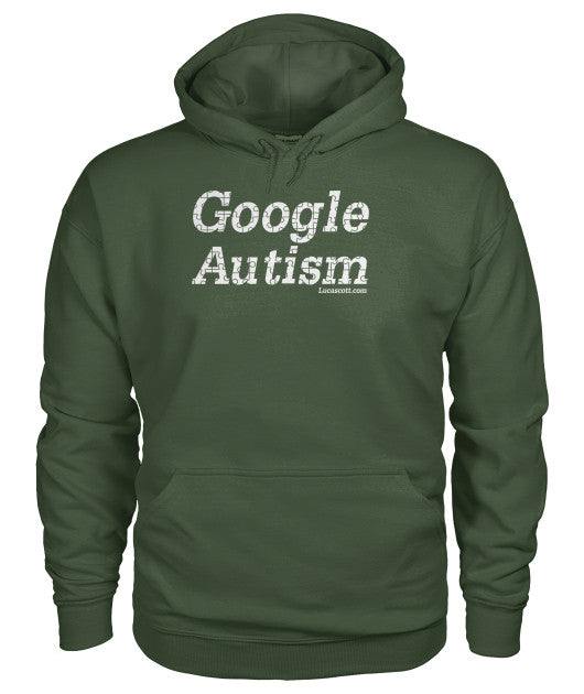 Buy Now Google Autism Hoodie.