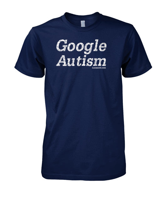 Buy Now Google Autism T-Shirt.
