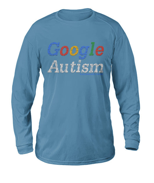 Buy Now Google Autism Long Sleeve