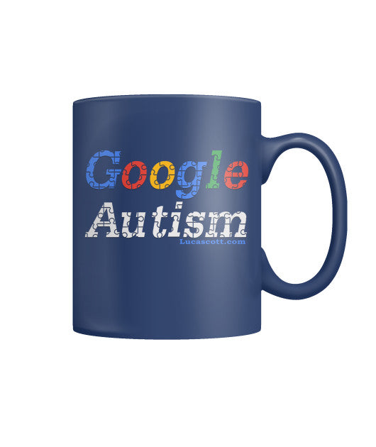 Buy Now Google Autism Mug