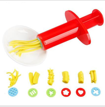 Buy Now Playdough Polymer Clay Plasticine Mold Tool Set.