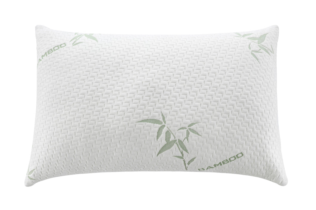 walmart xtreme slim bamboo hypoallergenic kool memory com shredded with washable reviews foam comforts pillow cover machine flow product