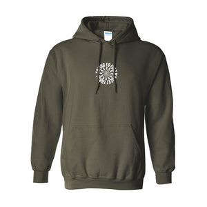 Thrill Hoodie - Military Green