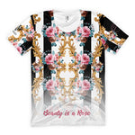 Beauty is a Rose | Premium Men's T-shirt