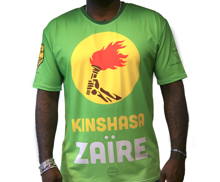 Zaïre Represent | Men's T-shirt