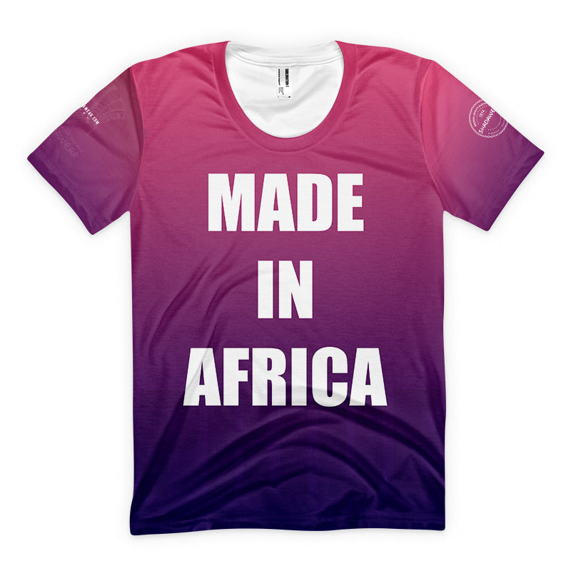 Made in Africa | Premium T-shirt