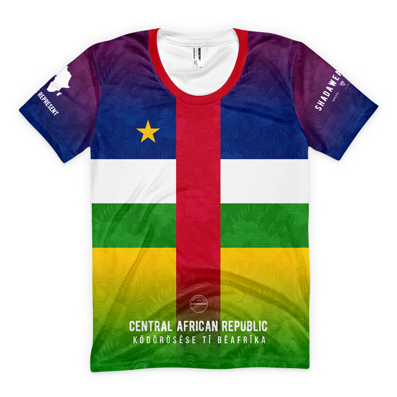 Central African Republic | Premium T-shirt
