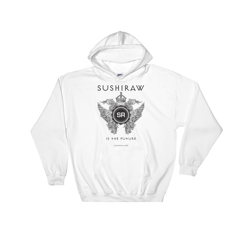 Sushiraw | Unisex Hooded Sweatshirt