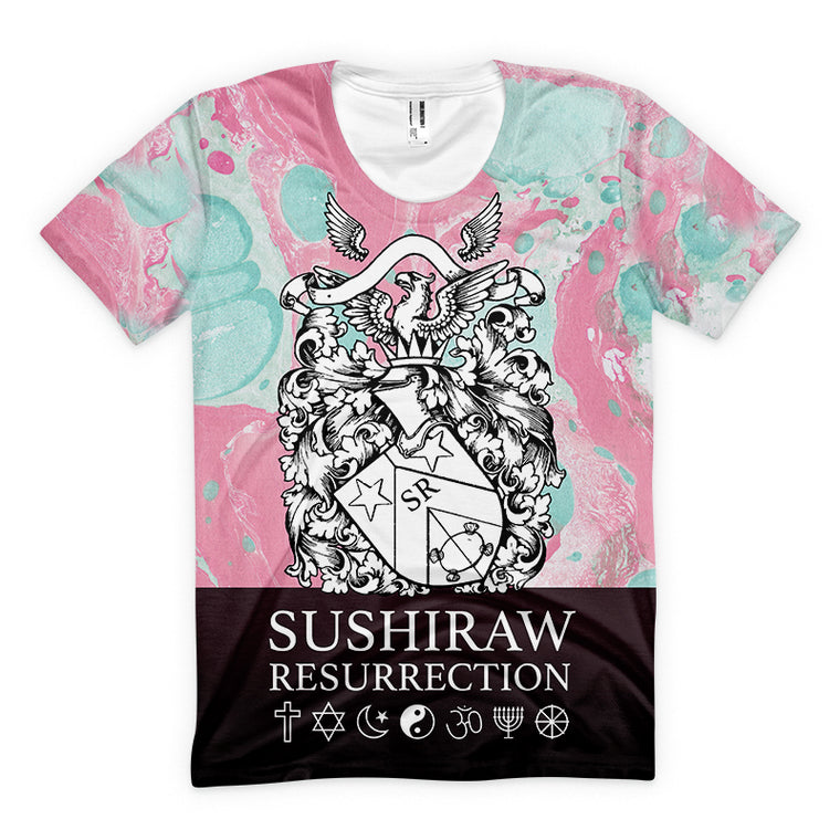 Resurrection Sushiraw | Premium T-shirt