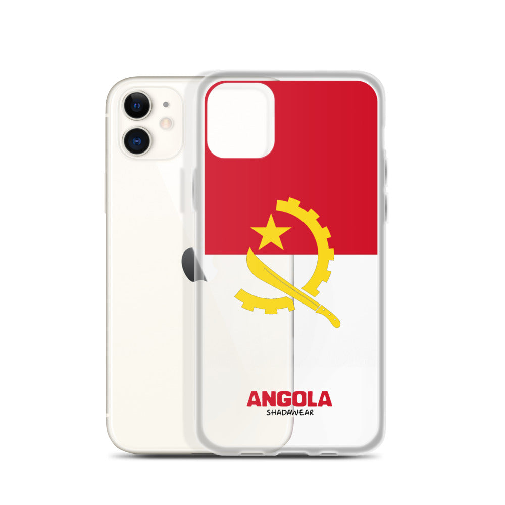 Angola | Transparent iPhone Case