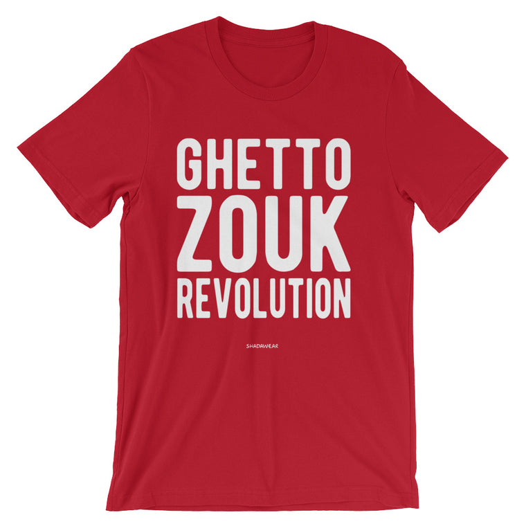 Ghetto Zouk Revolution | Unisex T-Shirt