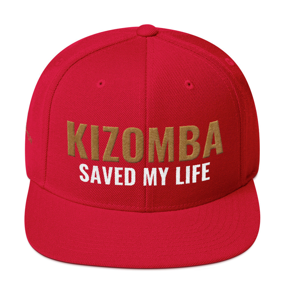 Kizomba Saved my Life | Snapback Hat