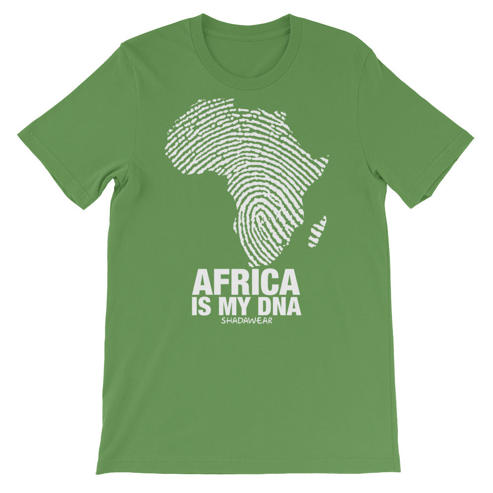 Africa is my DNA - Premium Unisex short sleeve t-shirt
