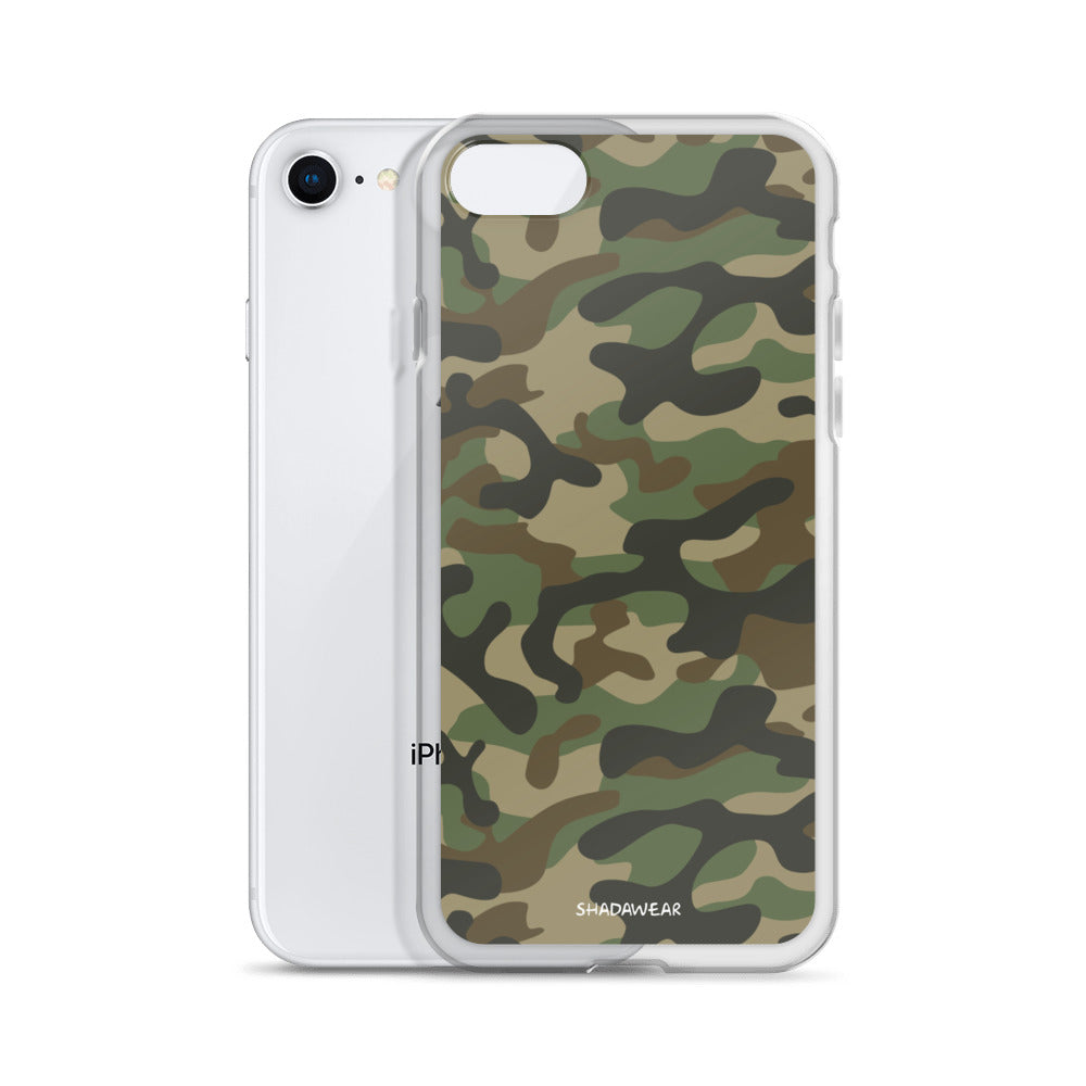 Green Camo | iPhone Case