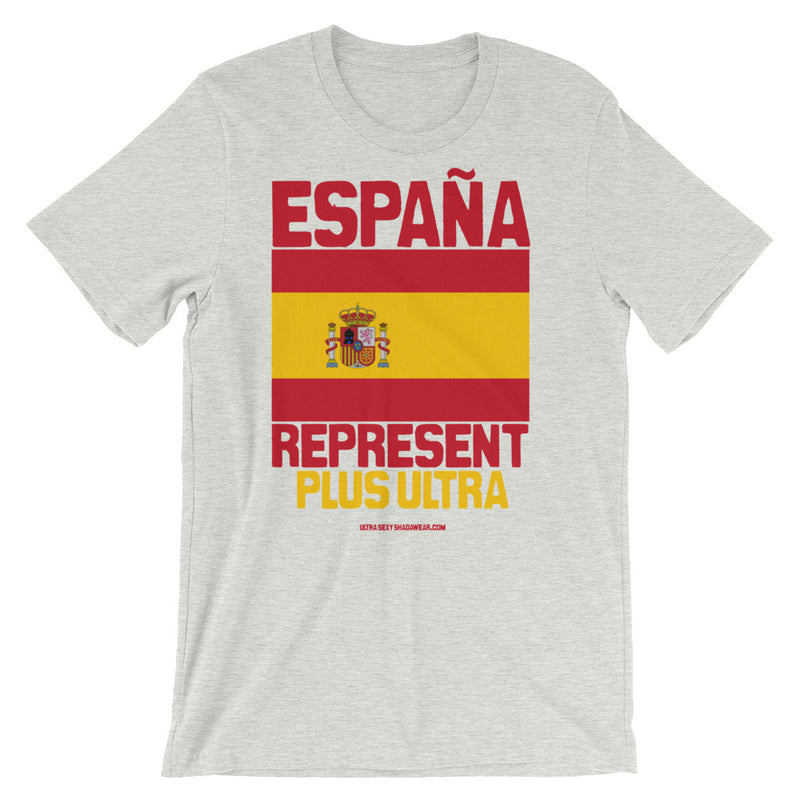 Spain Represent | Premium Short-Sleeve Unisex T-Shirt