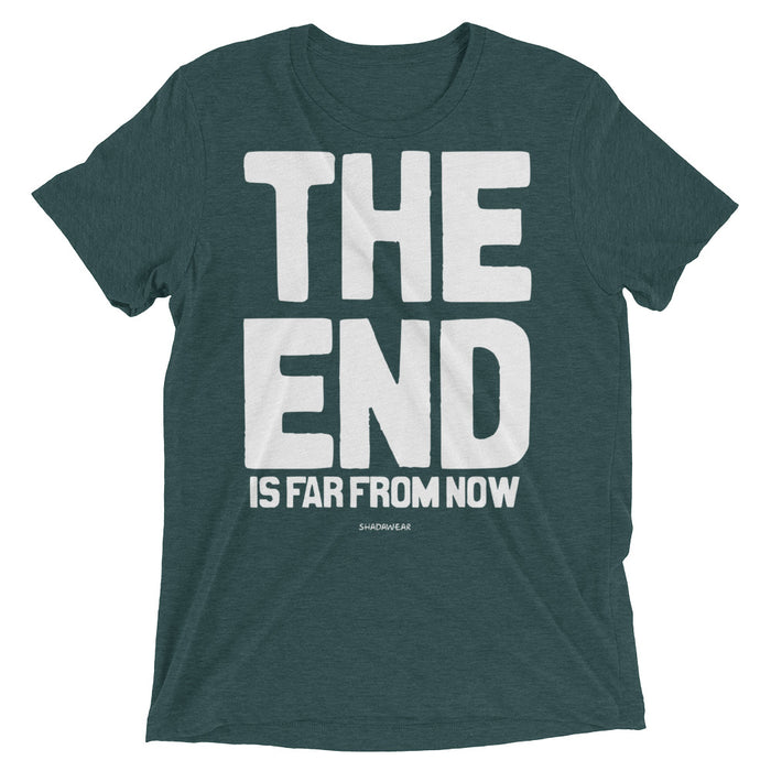 The End | Unisex t-shirt