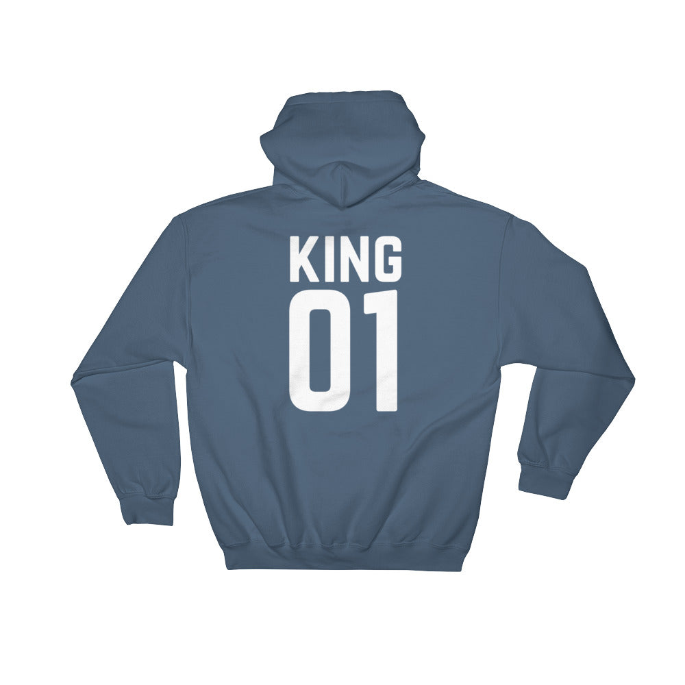 King | Hooded Sweatshirt
