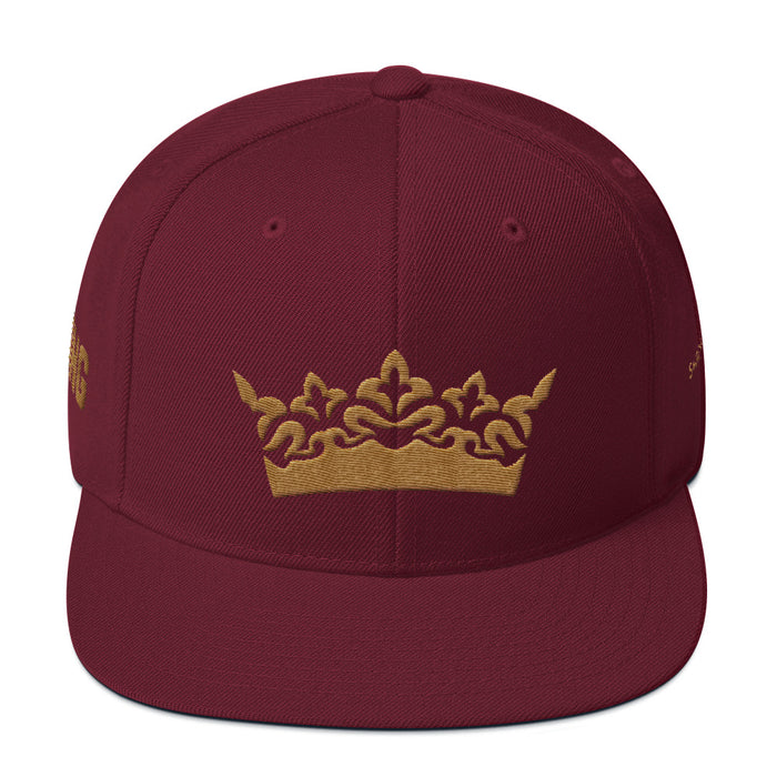 Crown | King | Snapback Hat